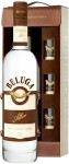 Beluga Allure Vodka Leather Gift Set 700ml - Buy online