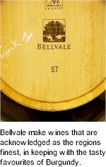 http://www.bellvalewine.com.au/ - Bellvale - Tasting Notes On Australian & New Zealand wines