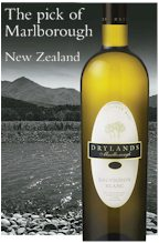 http://www.drylands.co.nz/ - Drylands - Tasting Notes On Australian & New Zealand wines