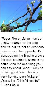 http://www.mariuswines.com.au/ - Marius - Tasting Notes On Australian & New Zealand wines