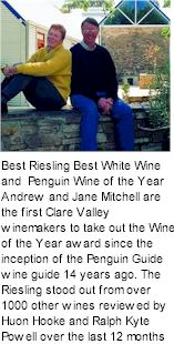 http://www.mitchellwines.com/ - Mitchell - Tasting Notes On Australian & New Zealand wines