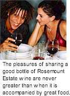 http://www.rosemountestate.com.au/ - Rosemount - Tasting Notes On Australian & New Zealand wines