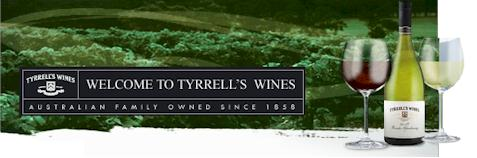 http://www.tyrrells.com.au/ - Tyrrells - Tasting Notes On Australian & New Zealand wines