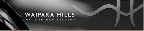 http://waiparahills.co.nz/ - Waipara Hills - Tasting Notes On Australian & New Zealand wines