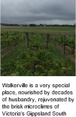 http://www.walkerville-vineyard.com.au/ - Walkerville - Tasting Notes On Australian & New Zealand wines