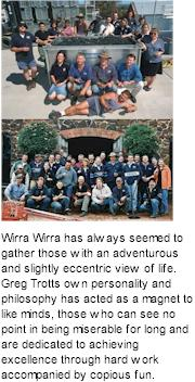 http://www.wirrawirra.com.au/ - Wirra Wirra - Tasting Notes On Australian & New Zealand wines