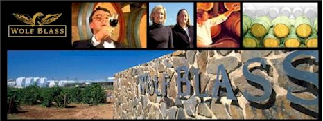 http://www.wolfblass.com.au/ - Wolf Blass - Tasting Notes On Australian & New Zealand wines