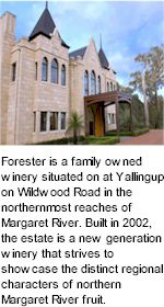 http://www.foresterestate.com.au/ - Forester Estate - Tasting Notes On Australian & New Zealand wines
