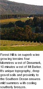 http://www.foresthillwines.com.au/ - Forest Hill - Tasting Notes On Australian & New Zealand wines