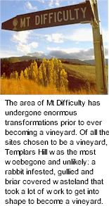 http://www.mtdifficulty.co.nz/ - Mt Difficulty - Tasting Notes On Australian & New Zealand wines