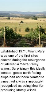 http://www.mountmary.com.au/ - Mount Mary - Tasting Notes On Australian & New Zealand wines