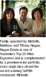 http://www.nuganestate.com.au/ - Nugan Estate - Tasting Notes On Australian & New Zealand wines