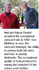 http://www.paulettwines.com.au/ - Paulett - Tasting Notes On Australian & New Zealand wines