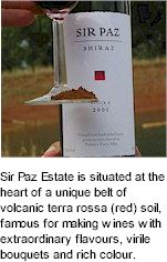 http://www.sirpaz.com/ - Sir Paz - Tasting Notes On Australian & New Zealand wines