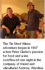 http://www.tinshedwines.com/ - Tin Shed - Tasting Notes On Australian & New Zealand wines