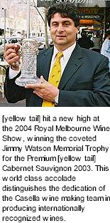 https://www.yellowtailwine.com/ - Yellow Tail - Tasting Notes On Australian & New Zealand wines