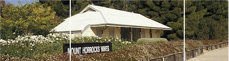 http://www.mounthorrocks.com/ - Mount Horrocks - Tasting Notes On Australian & New Zealand wines